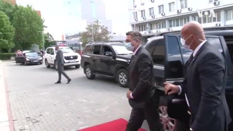 Slovenački predsednik na Kosovu