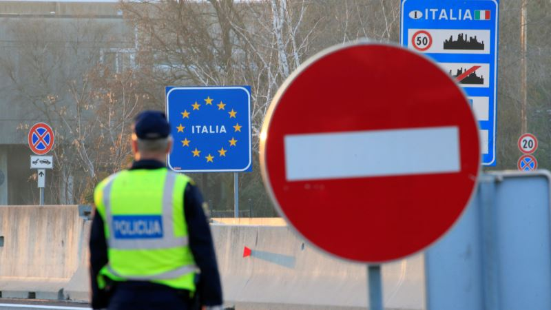 Slovenija: Relaksacija mjera za Hrvatsku, Italiju i Crnu Goru