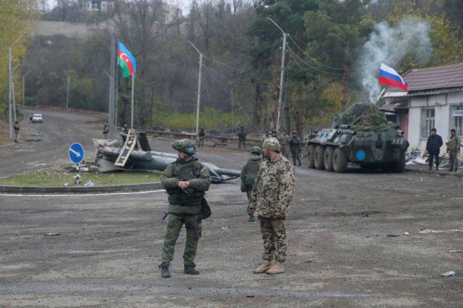"""Prilagođavamo potencijal NATO-a za obuzdavanje kako bismo reagovali na destabilizujuća dejstva Rusije"""