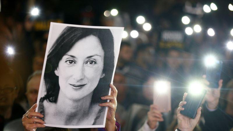 Slučaj ubijene novinarke: Malteški premijer najavio ostavku u januaru