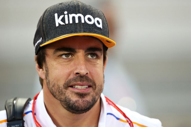 Slupao se Fernando Alonso VIDEO