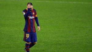 Službeno potvrđeno da Mesi napušta Barselonu