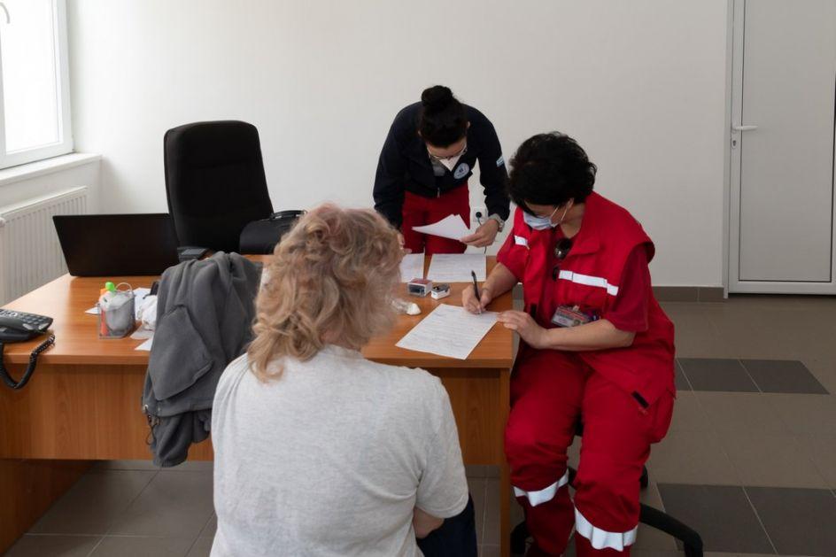 Smanjen broj pregleda u Kovid ambulanti u Bačkoj Palanci