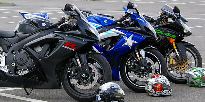 Smanjen broj saobraćajnih nezgoda motocikala
