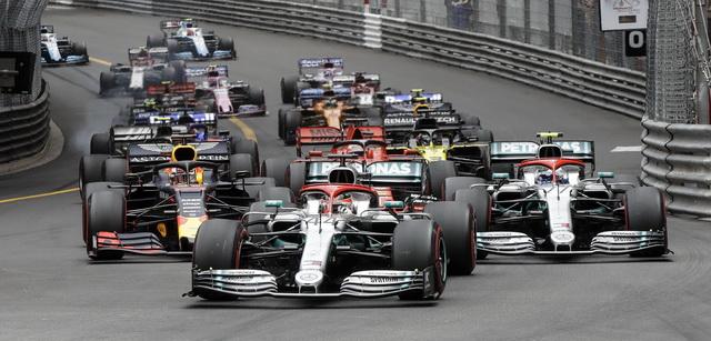 Smanjene plate i rukovodstvu Formule 1