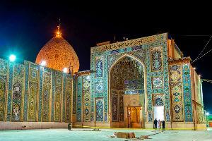 Smaragdna džamija u Iranu: Impresivno zdanje izgrađeno od stakla, kristala i srebra
