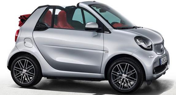 Smart ForTwo Cabrio iz 2016. je najlepši automobil protekle decenije