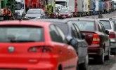 Smena turista na prelazima, na Horgošu se čeka šest sati