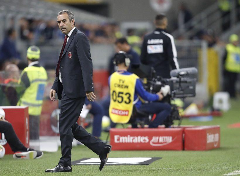 Smenjen trener Milana, prvi kandidat bivši strateg Intera