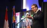 Smetao im je policijski čas, a sad bi da ga vrate jer se plaše izbora: Vučić o napadima političkih protivnika (FOTO)