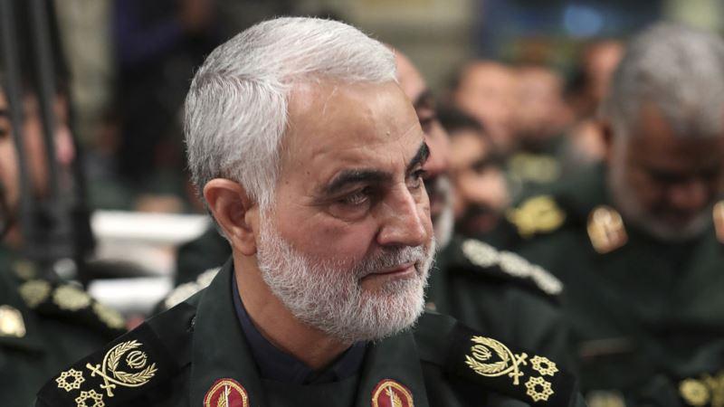 Smrtna kazna za Iranca koji je špijunirao Solejmanija