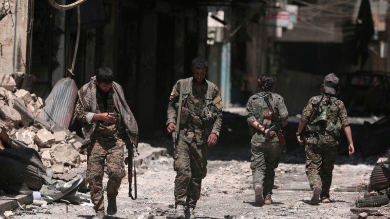 Sirijske snage pripremaju poslednji udar za uništenje Islamske države