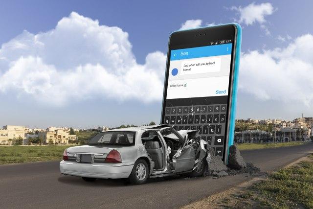 Snapchat ukida filter koji se krivi za niz saobraćajnih nesreća