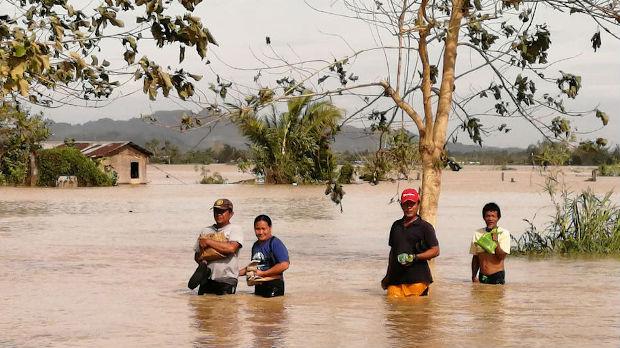 Snažan tajfun pogodio Filipine, najmanje desetoro stradalo