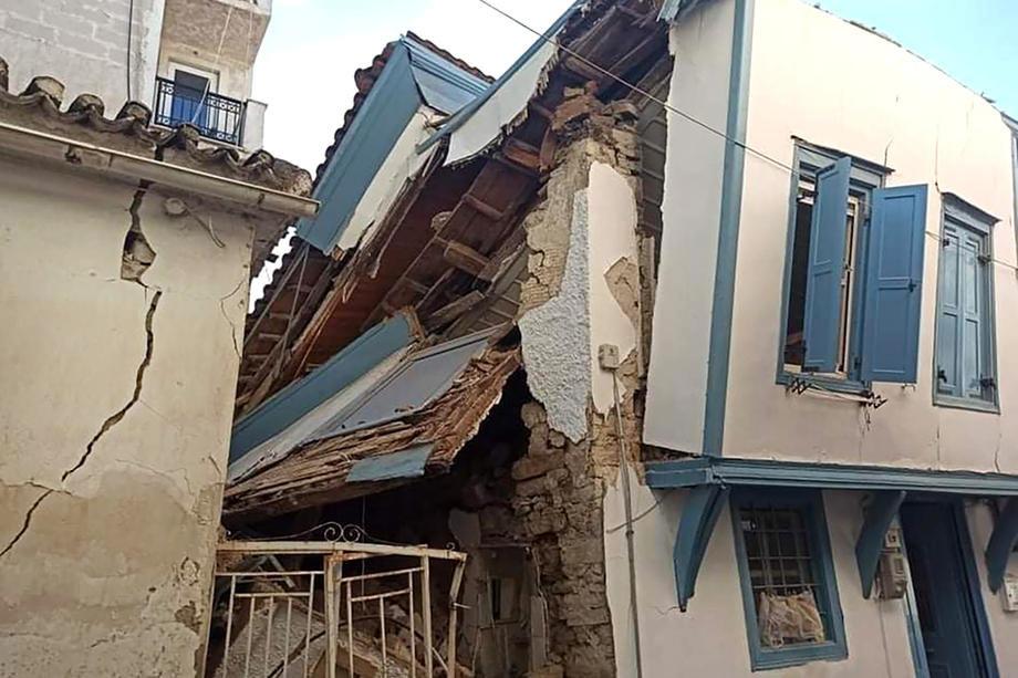 Snažan zemljotres kod ostrva Kos, meštani u panici napuštali domove