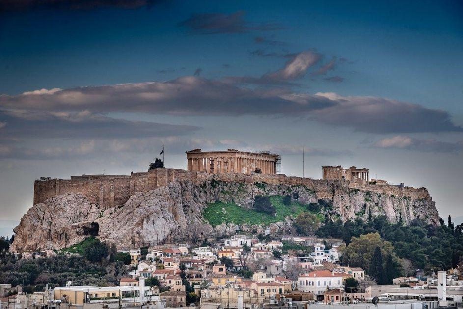 Snažan zemljotres pogodio Grčku