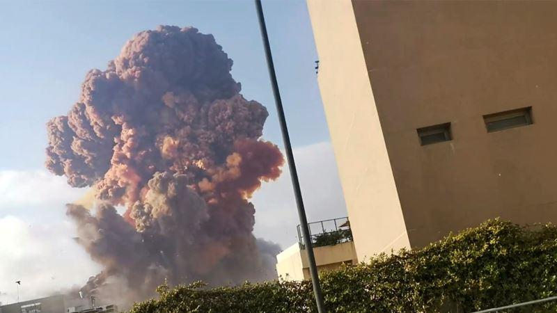 Raste broj žrtava eksplozije u Bejrutu, hiljade povređene