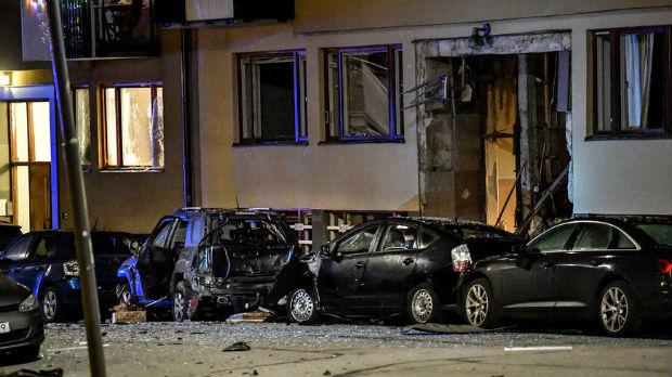 Snažne eksplozije u Švedskoj, popucali prozori na zgradama