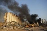 Snimci iz epicentra eksplozije: Taman kada pomislite da ste na sigurnom... VIDEO