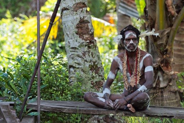 Snimljeno pleme koje je pojelo Rokfelera VIDEO