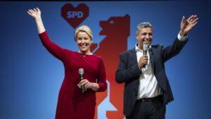 Socijaldemokrate zadržale mesto gradonačelnika Berlina