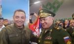 """Šojgu došao u Srbiju: Ruski vojni avion """"Iljušin il 96-400"""" sleteo u Beograd"""
