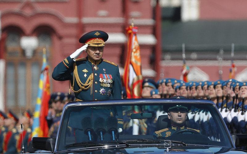 Šojgu pozvao Espera da prisustvuje paradi u Moskvi