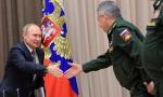 Šojgu proslavio 65. rođendan: Putin ga nagradio Ordenom prvog stepena