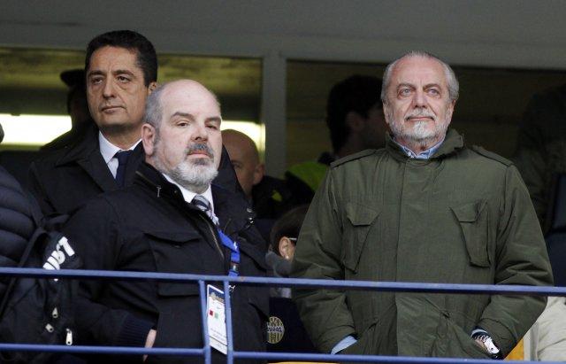 Šok! Predsednik Napolija otkrio šta se priča, kako će završiti afera nameštanje?!