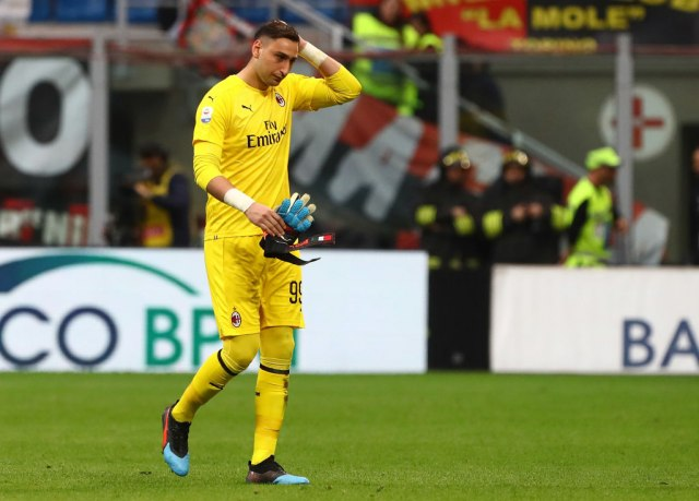 Šok u Italiji – Donaruma ide u Juventus?