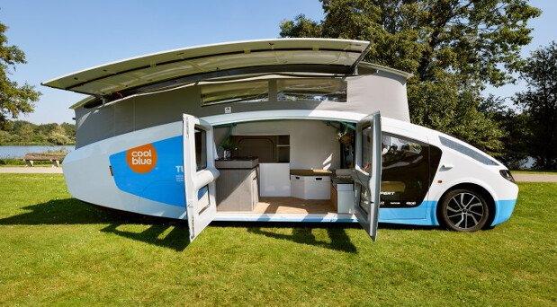 Solarni dom na točkovima kreće na jednomesečno putovanje