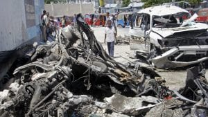 Somalija: Najmanje devet mrtvih u bombaškom napadu
