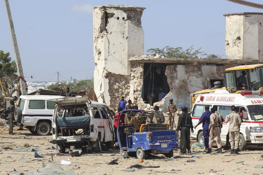 Somalija: Sedam civila ubijeno kod Mogadiša