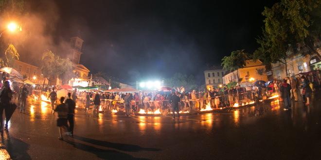 Somborski kotlić i Ulica starih zanata u junu