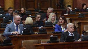 Sonja Pavlović o dnevnom redu Skupštine: Političke izmene zakona
