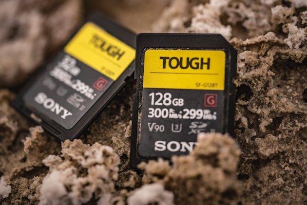 Sony SF-G Tough – žilav i brz SD!