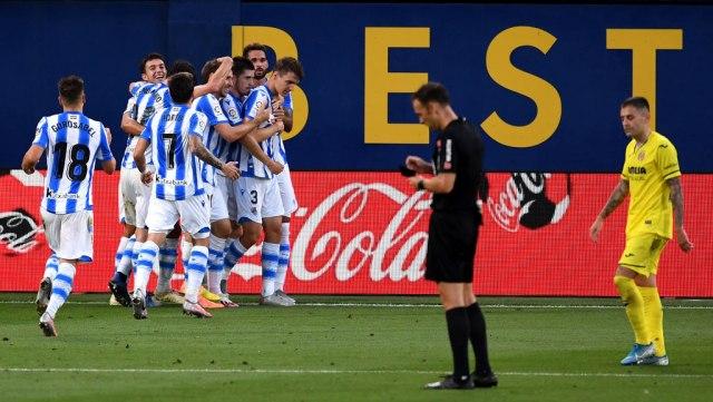 Real Sosijedad ostavio Viljareal bez Lige šampiona, nula u Baskiji po meri obe ekipe VIDEO