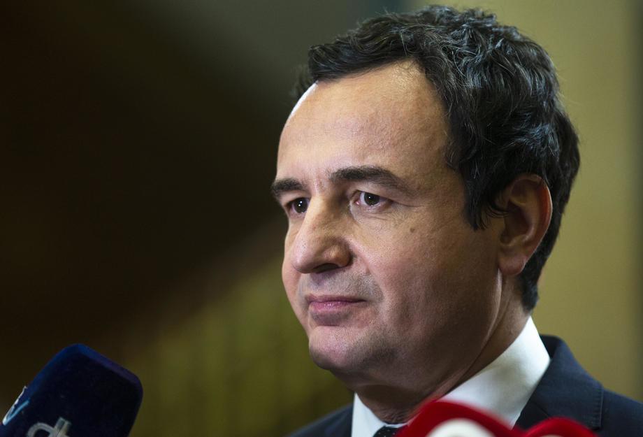 Spahiu: Kurti nije smeo da vređa Odalovića