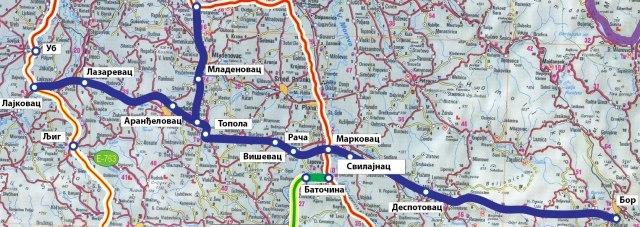 Spajanje Šumadije sa istočnom Srbijom: Gradi se auto-put Vožd Karađorđe