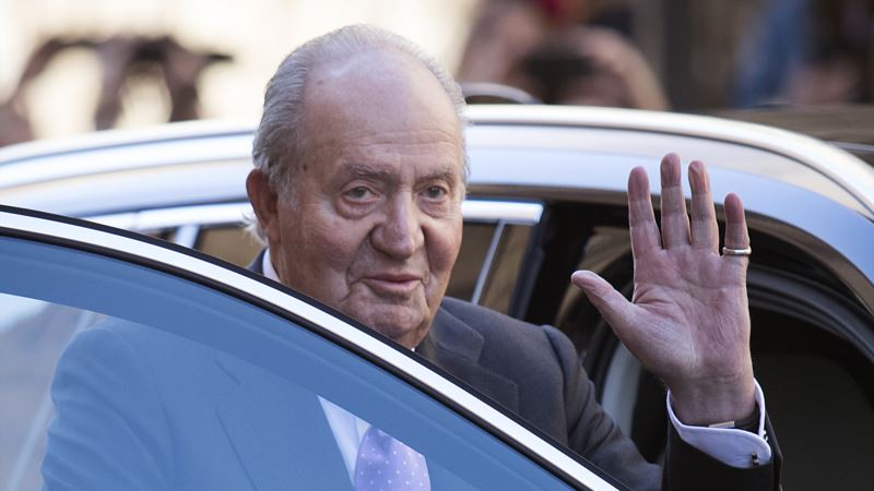 Španija: Bivši kralj Juan Carlos napustio zemlju