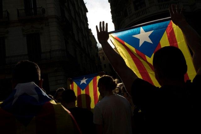Španija: Osuđeni katalonski separatisti