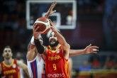 Španija se mučila u prvom, pa dominirala u drugom poluvremenu