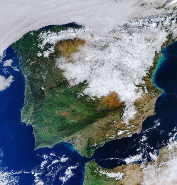 Španija zadržala brod zbog ispuštanja nafte