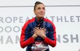 Španovićeva najboljim rezultatom ide u napad na medalju
