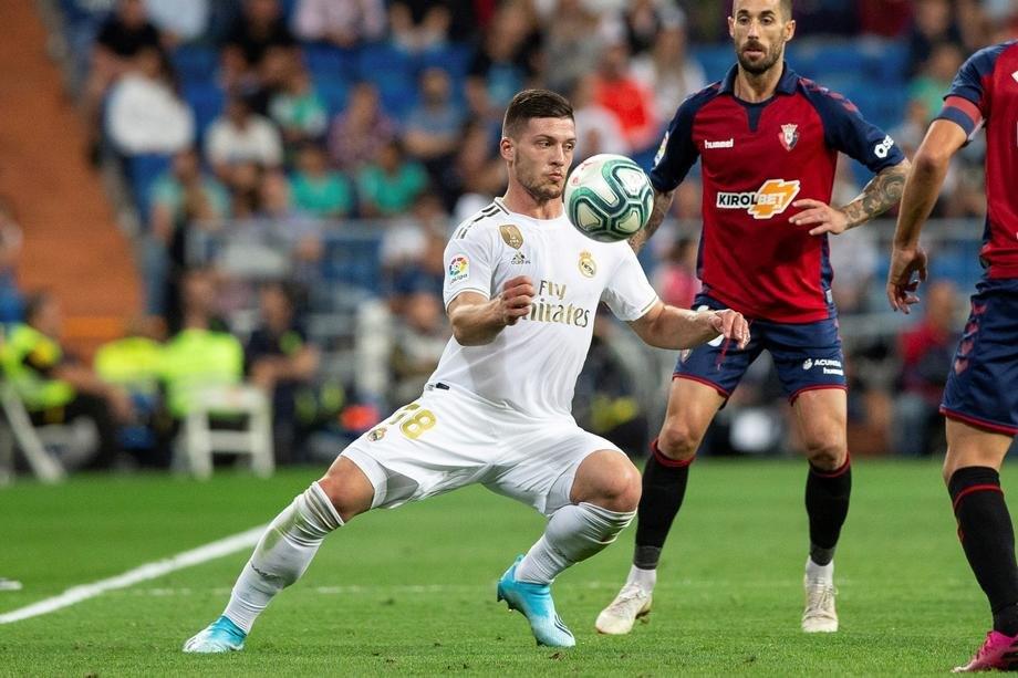 Španski mediji o Joviću: Nije šutnuo na gol, ne ulazi u šanse