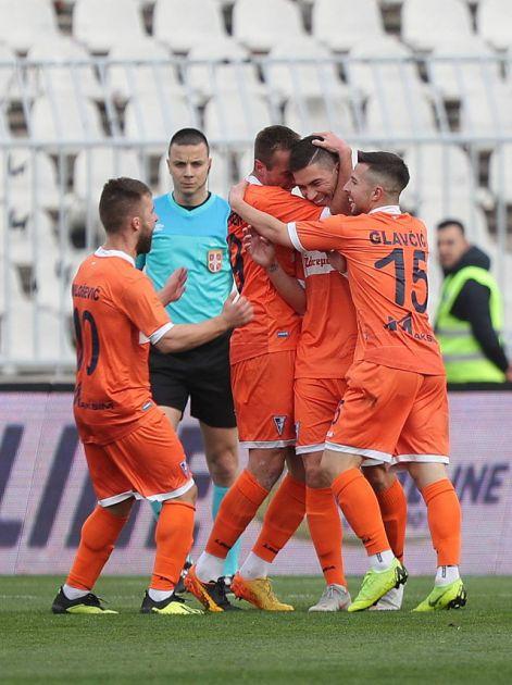 Spartak nastavlja tradiciju prodaje igrača u najkvalitetnije evropske lige!