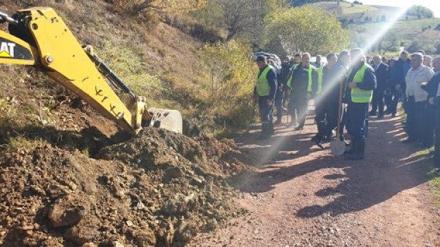 Spas za stočare u zlatarskim selima: Gradi se vodovod u Božetićima, izdvojeno 70 miliona dinara