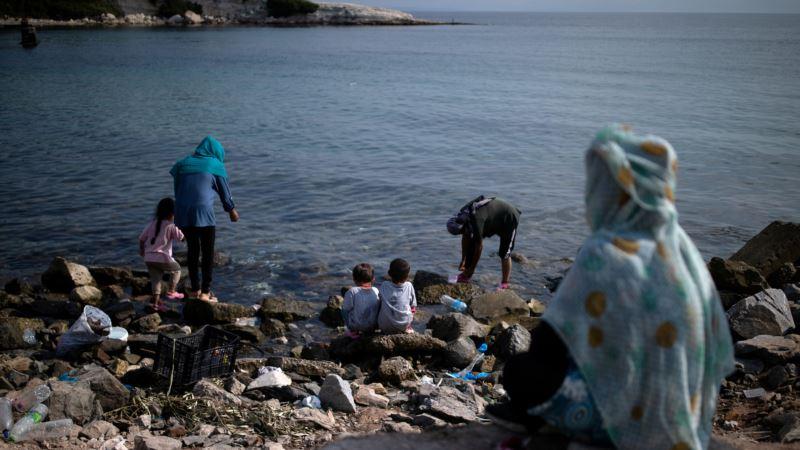 Spašene 24 izbeglice na Lezbosu