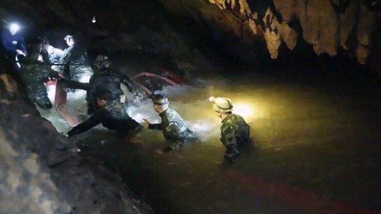 Spasilac poginuo u operaciji spasavanja dečaka iz pećine
