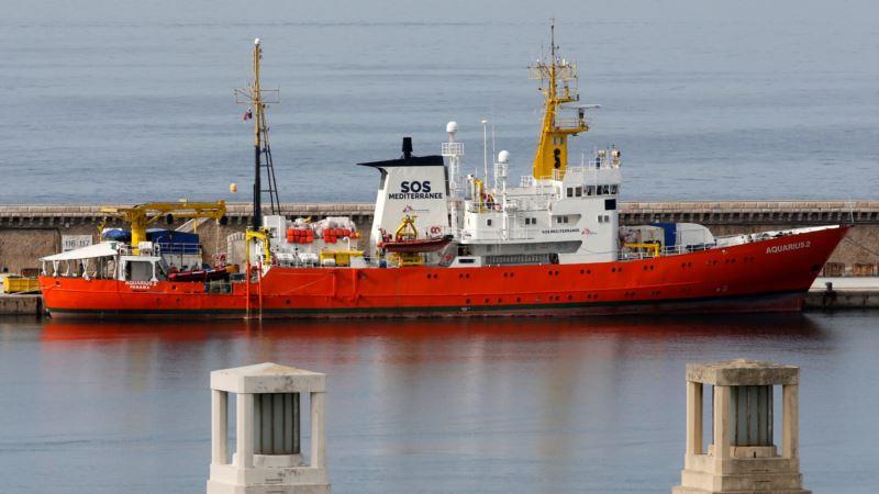 Spasilački brod Akvarijus prekinuo operacije na Mediteranu